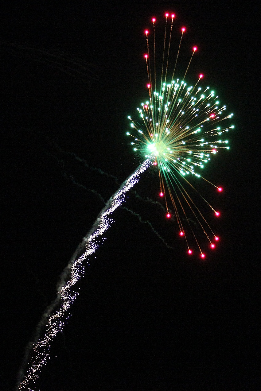 Fireworks Explosions