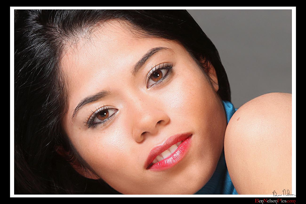 Modeling Fun | Aspiring Models by Ben Nelson - Anna Delong Modeling Headshot