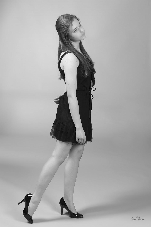 Modeling Fun | Aspiring Models by Ben Nelson - Studio Modeling Photo Veronica Schlette 2011 Springfield Missouri