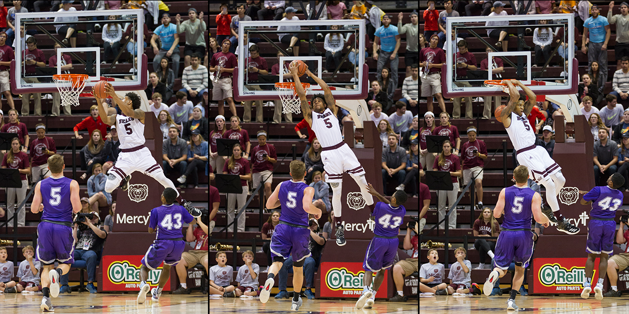 Missouri State Bear Obediah Church Goes In For The alleyoop Dunk.jpg 2016/17 season