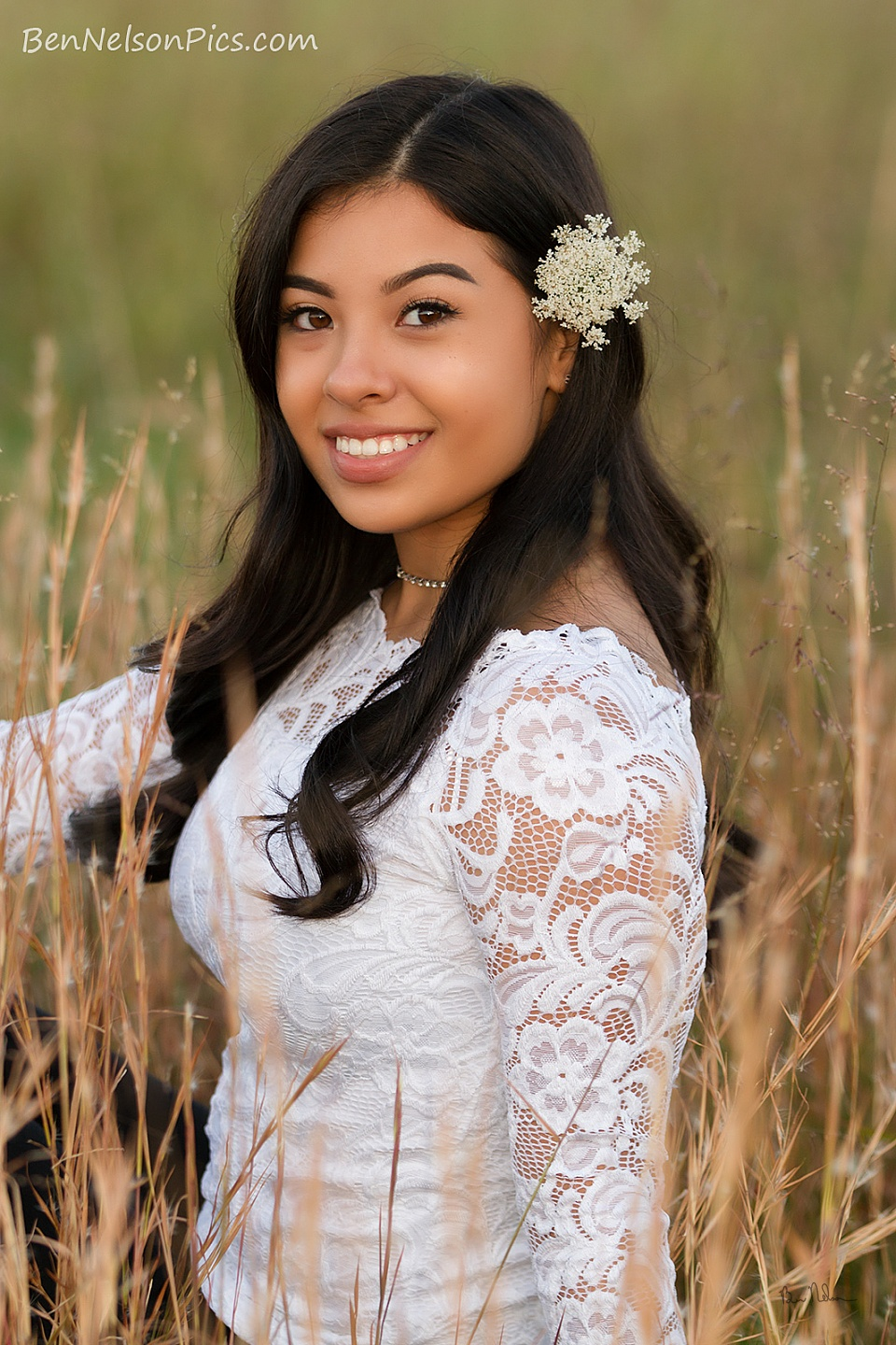 A collection of Senior Pictures and Portraits in the Springfield Missouri area by Ben Nelson - Kyla Blair senior photo, taken in Springfield Missouri November 2017. She is from Thayer Missouri.