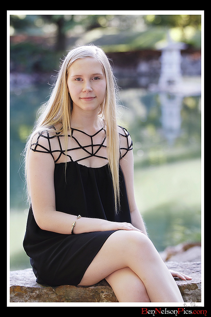 A collection of Senior Pictures and Portraits in the Springfield Missouri area by Ben Nelson - Amanda Biermann Senior Photo 2015