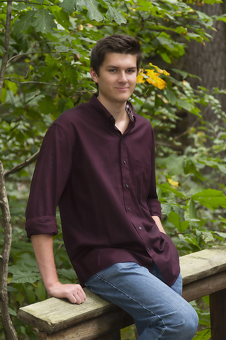 A collection of Senior Pictures and Portraits in the Springfield Missouri area by Ben Nelson - Zak Tronnes senior portraits from Kickapoo High School 2015